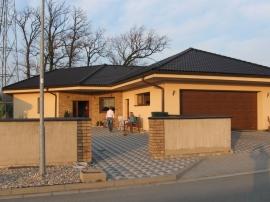 Rodinný dům ve Staročernsku